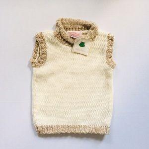 Bellini Cream Vest